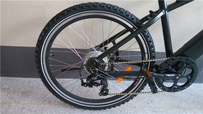 36V Hidden Battery Electric Mountain Bike