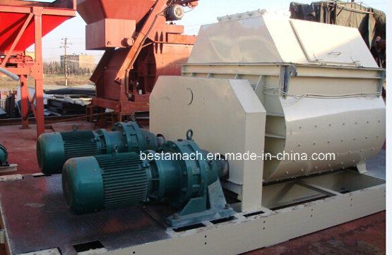 Concrete Mixing Plant (HZS120)