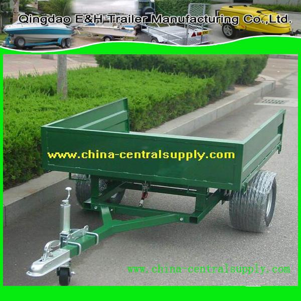 Aluminum Manufacturer off Road 1.2X1.1m ATV Trailer (CT0092A)