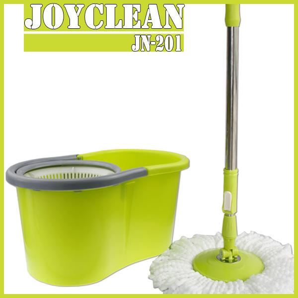 Joyclean Hand Pressing Mop Pole 360 Cleaning Magic Spin Mop (JN-201B)