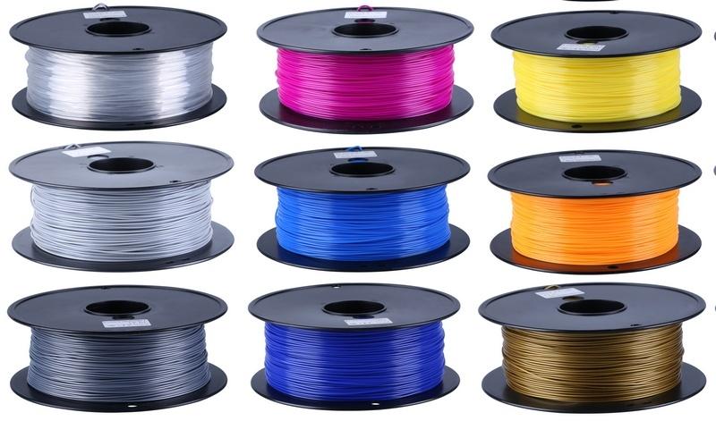 Fdm 3D Printer Printing 3mm PLA Filament