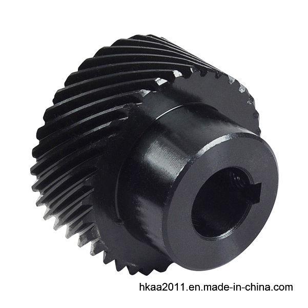 Hardened Steel Precision Helical Gear for Gearbox