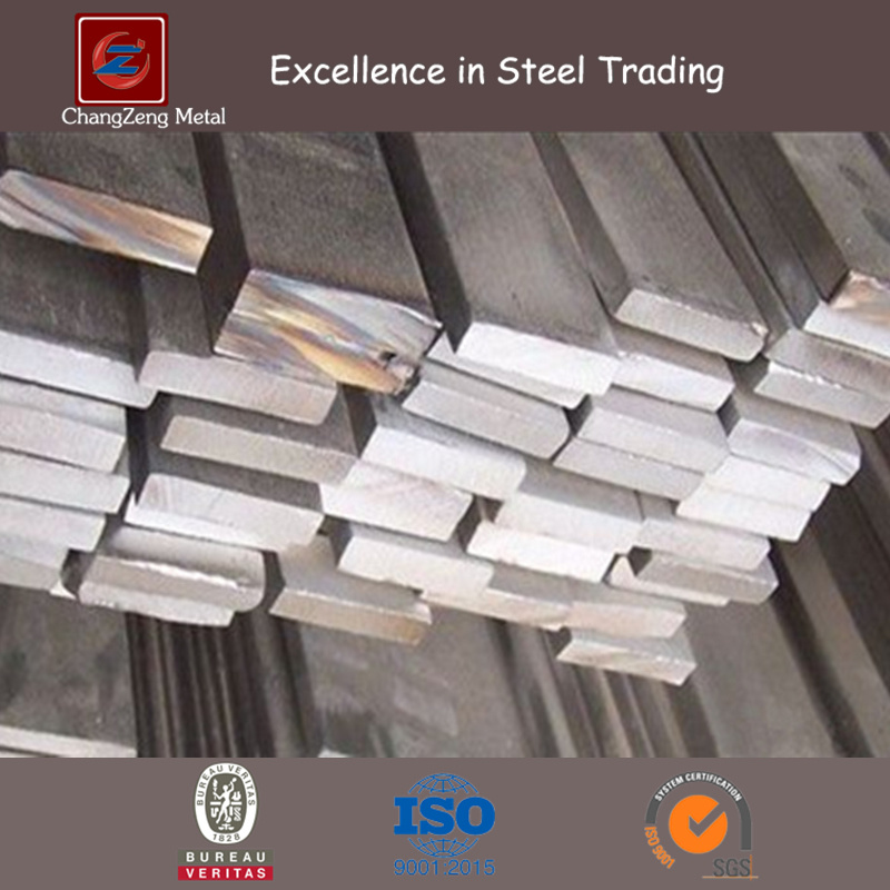 Mild Carbon Steel Flat Bar (CZ-F14)