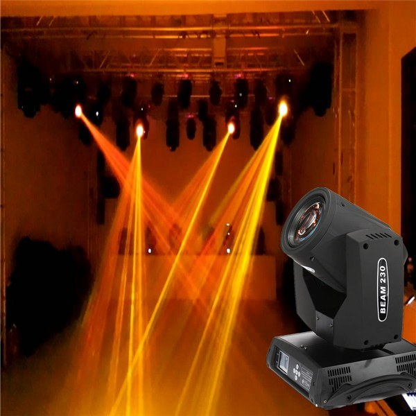 230W Beam Moving Head Stage Wash Lighting