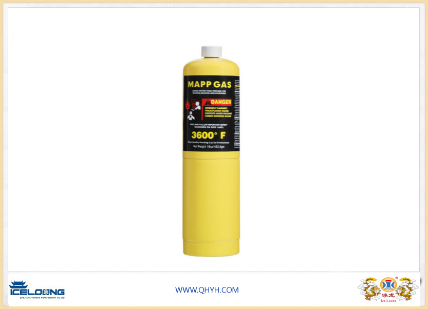 Gas 16oz 453.6g Welding Gas Mapp Gas