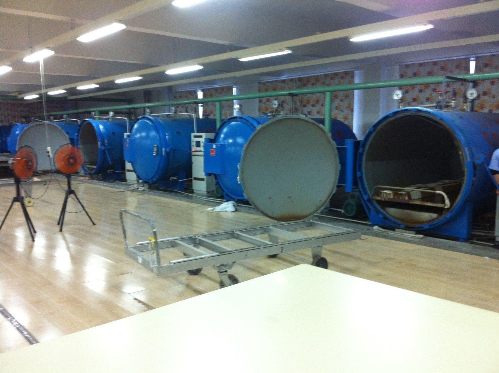 Hot! Vacuum Curtain Setting Machine (wave shape making/forming machine)