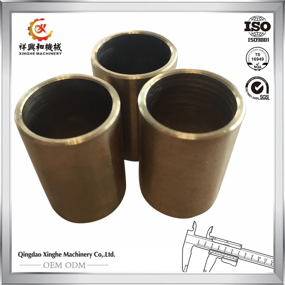 Bronze Bushing Auto Spare Parts Bronze Tube Customized Bronze Casting Parts