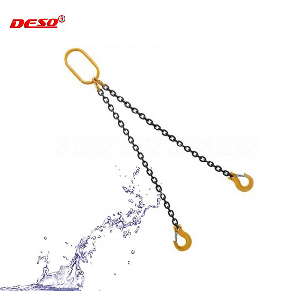 G80 Steel Lifting Chain Rigging Sling
