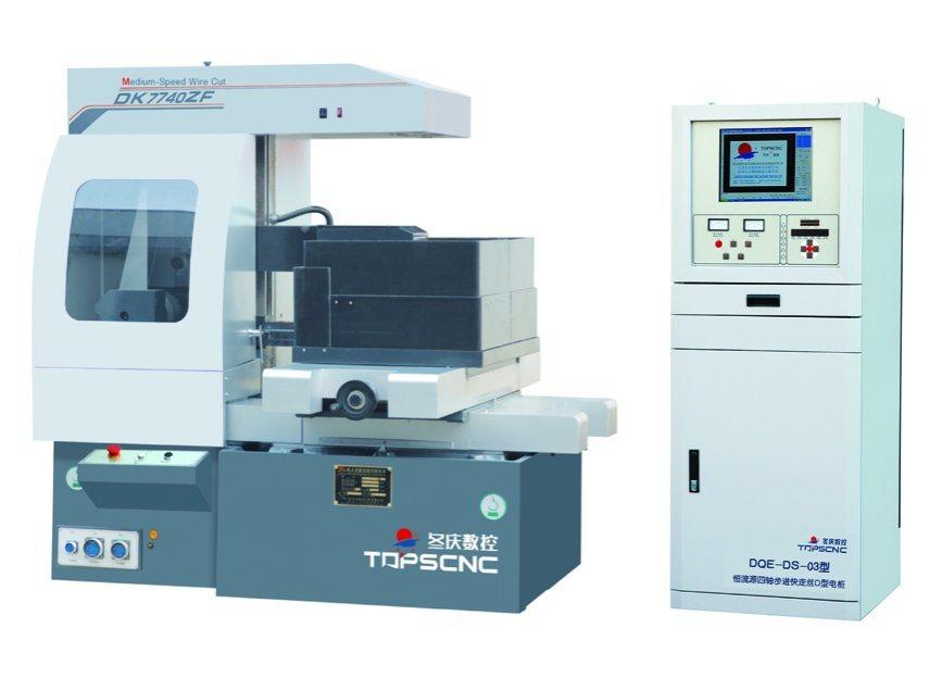 China Autocut Software CNC EDM Wire Cut Machine - China High Speed ...