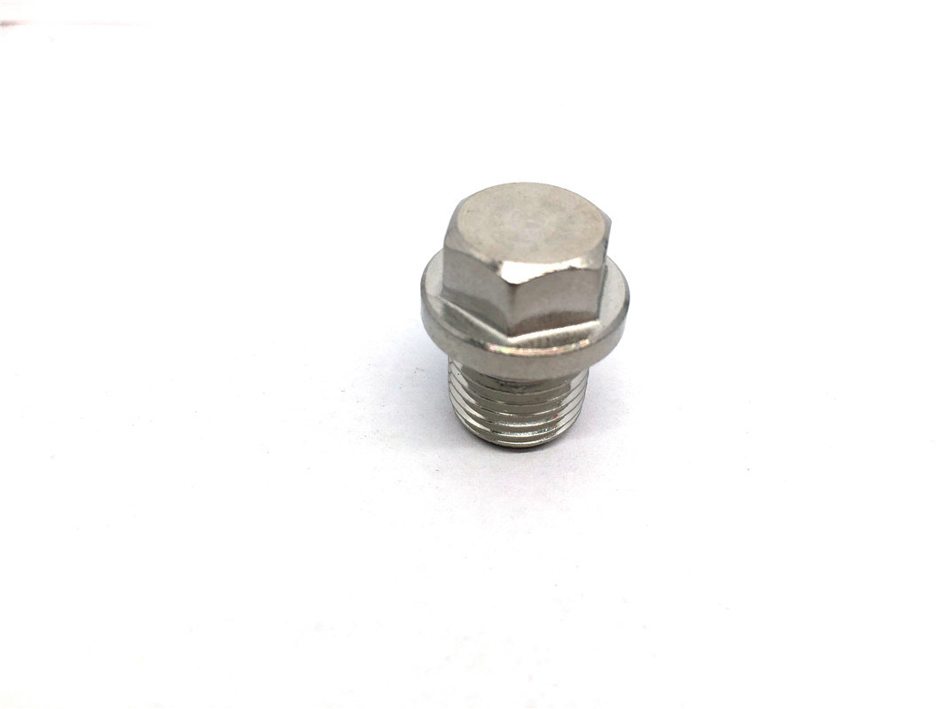 DIN910 Hex Flange Head Screw Plug