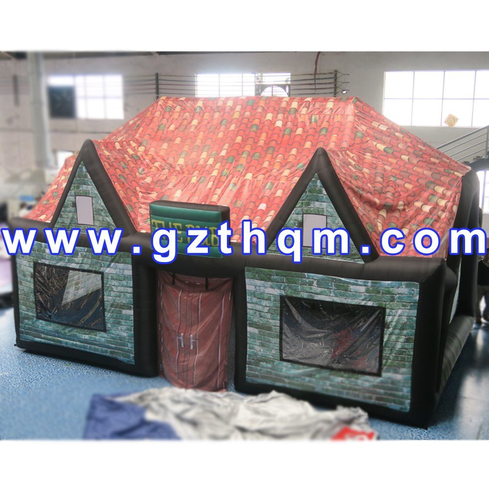 Popular Inflatable Bar Tent/Inflatable Bar Camping Waterproof Pub Tent
