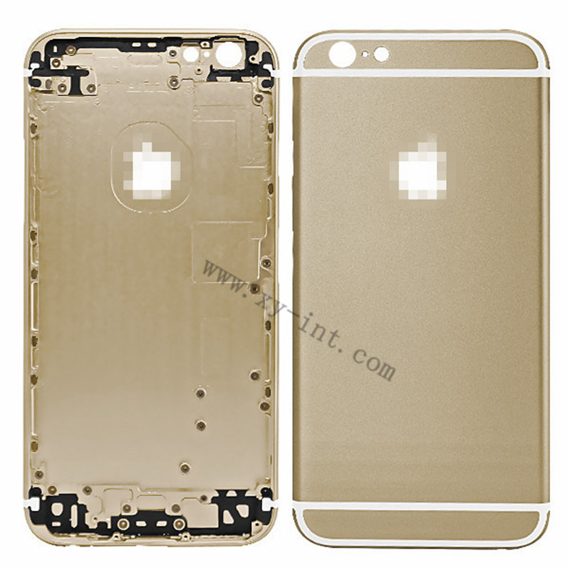 Back Battery Cover Case for iPhone 6s Gold
