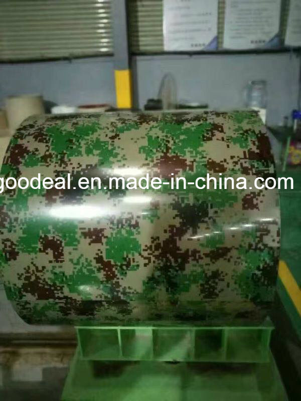 flower print Prepainted Steel Coils PPGI from shandong yehui factory