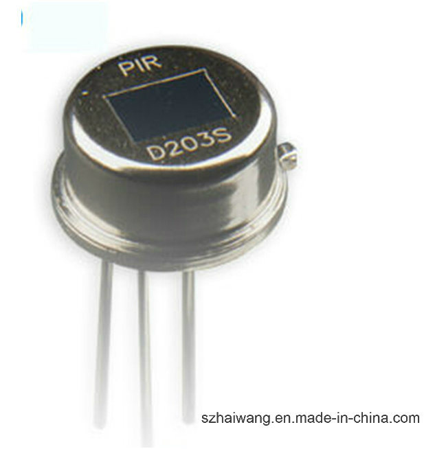 Hot Selling PIR Infrared Radial Sensor for Human Motion Detector (D203S)