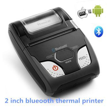 Woosim 58mm Android Bluetooth Thermal Wireless POS Mobile Receipt Printer Wsp-R240