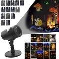 EU Plug Christmas Detachable LED Mini Projector Light for Christmas/Outdoor/Holiday Decoration
