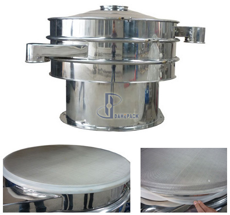 Sieving Machine, Vibration Sifter