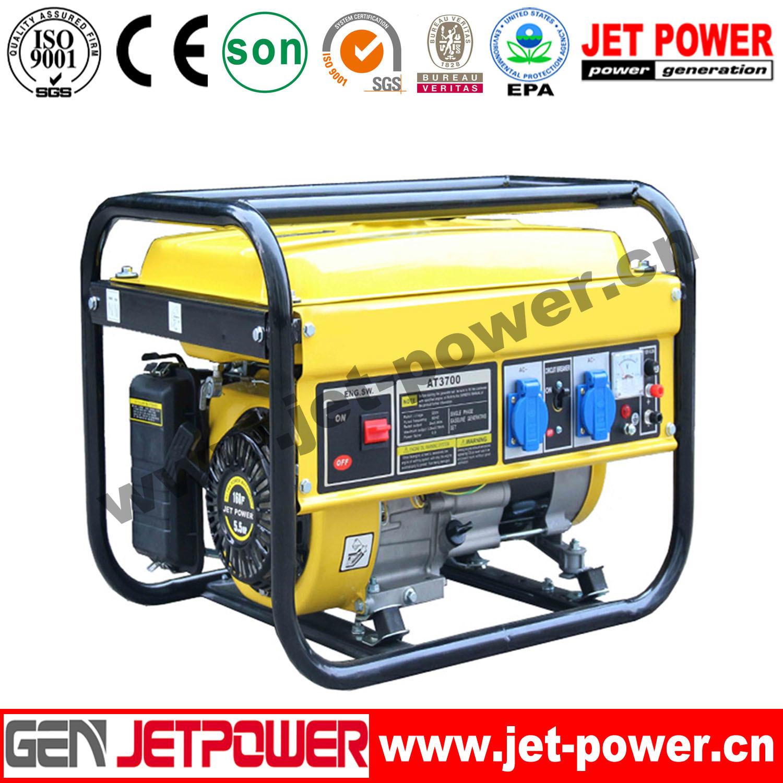 5kw Portable Gasoline Petrol Generators Gasoline Generator Astra Korea