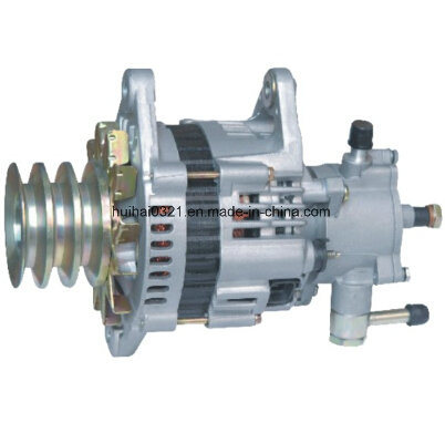 Auto Alternator for Isuzu Jambo 4hf1, Lr235-503c, Lr250-511b, Lr250-517, 8971701602, 8-971865511, 8-97144-3921, 14621n, 24V 50A