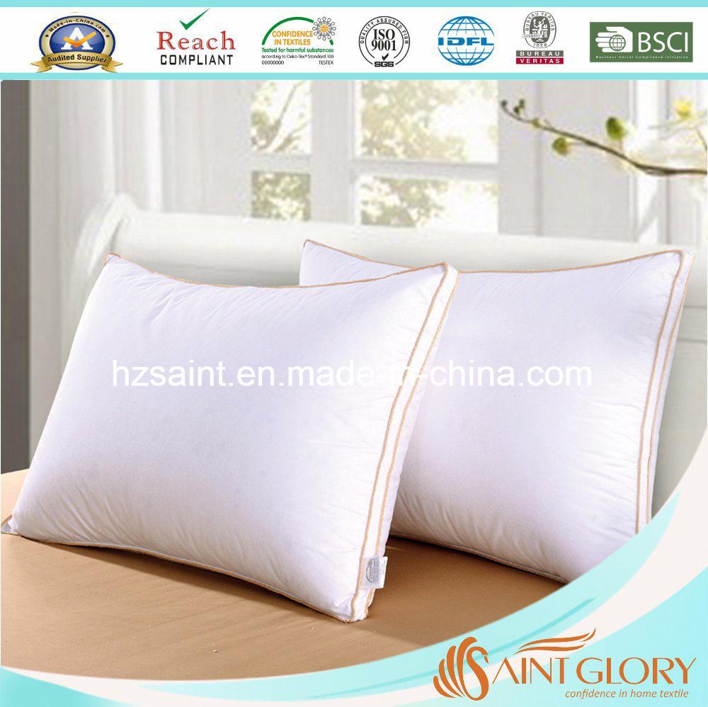 Royal Gusset Three Chamber Pillow Goose Down Filling Gusset Chamber Pillow