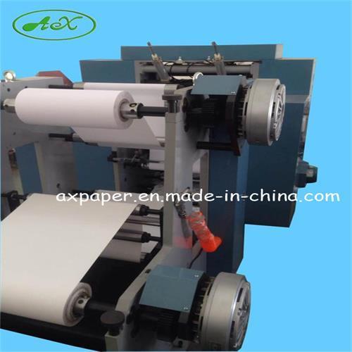 High Speed Automatic Paper Slitting Rewinding Machine