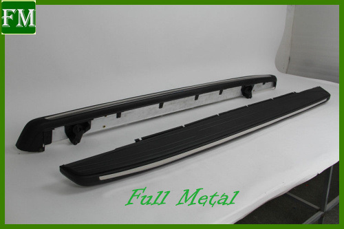 Side Step Fit for Honda Pilot Running Board Nerf Bar