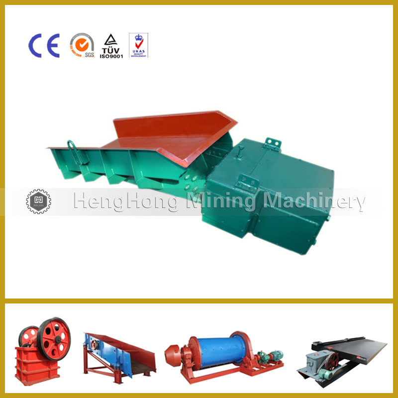 Mining Electro-Vibrating Feeder Equipment for Coal/Mineral/Ore/Stone