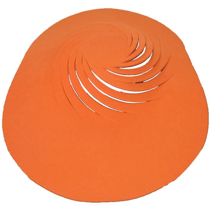 EVA Foam Sun Visor Cap with Logo