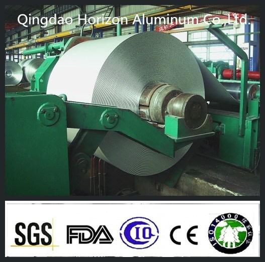 8011-O Oil Free Household Aluminium Jumbo Foil