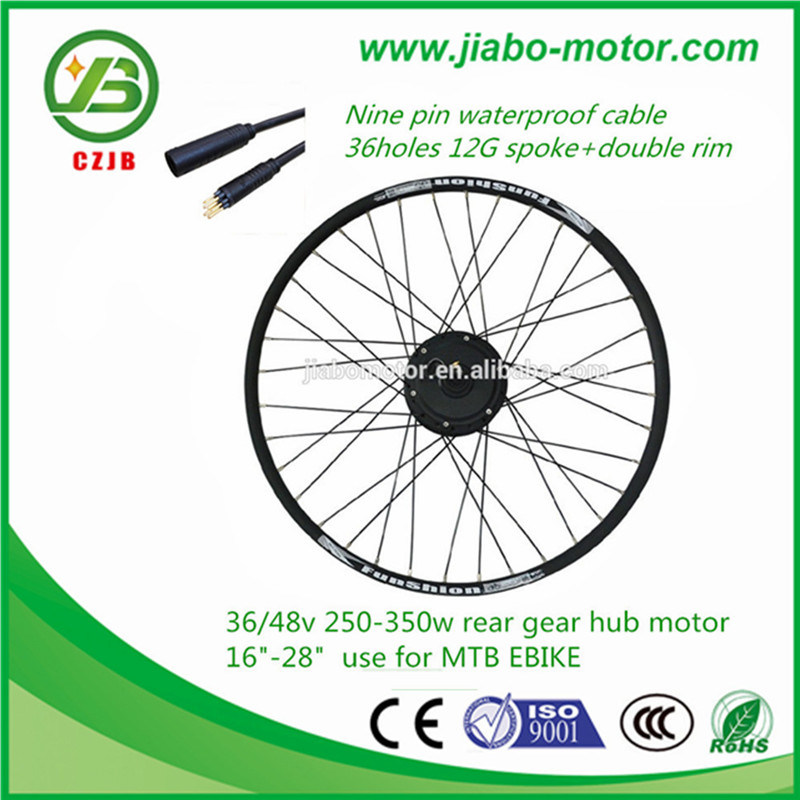 Czjb Jb-92c Electric Bicycle Brushless Geared Hub Motor for Ebike