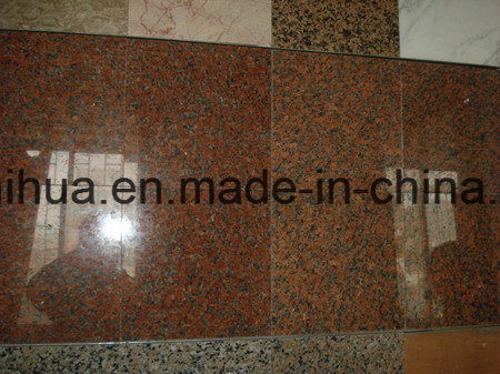 G562 Grantie Slab and Tile Red Granite
