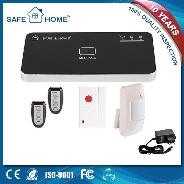 APP Controlled Intelligent Wireless Mobile Call GSM Alarm System (SFL-K6)