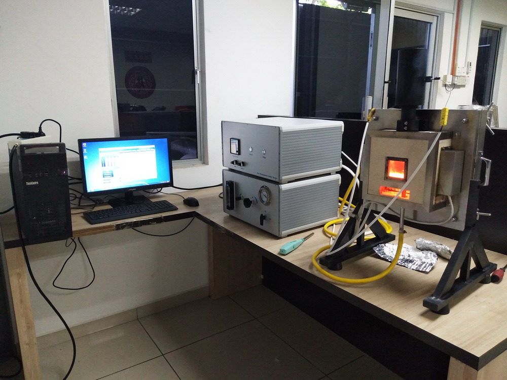 BS476-6 Fire Propagation Index Tester for Building Materials and Structures