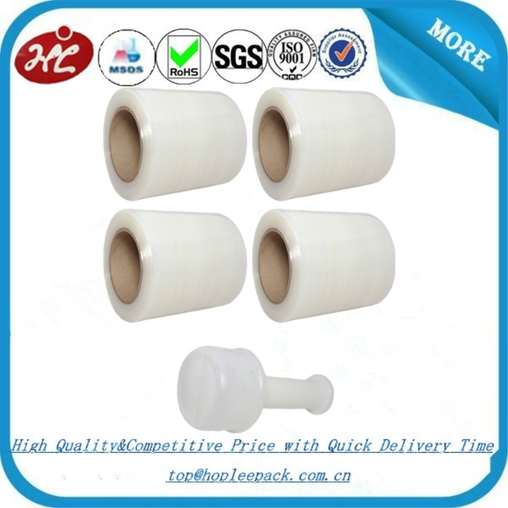 Industrial Grade Mini Stretch Wrap Film / Pallet Wrap