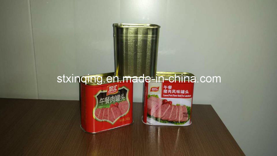 Luncheon Meat Cans Making Machine