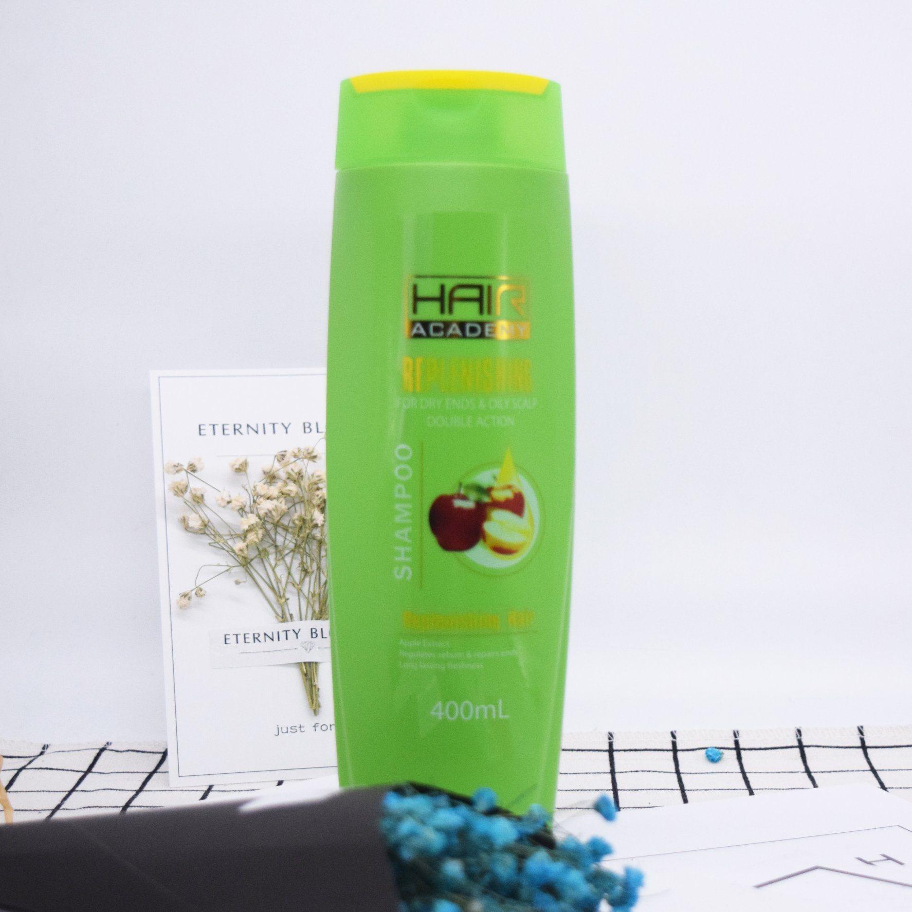 Hair Academy Shampoo Three Types Avaliable Suitable for All Hair Types