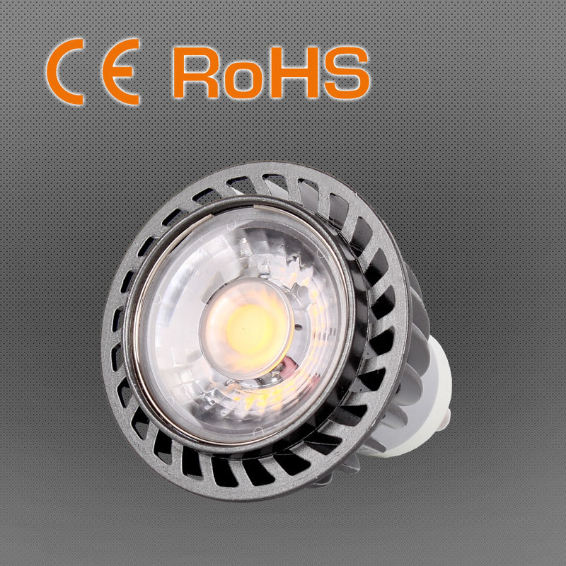 Dimmable 6W GU10 LED Bulb for The Light Source of The LED Down Light