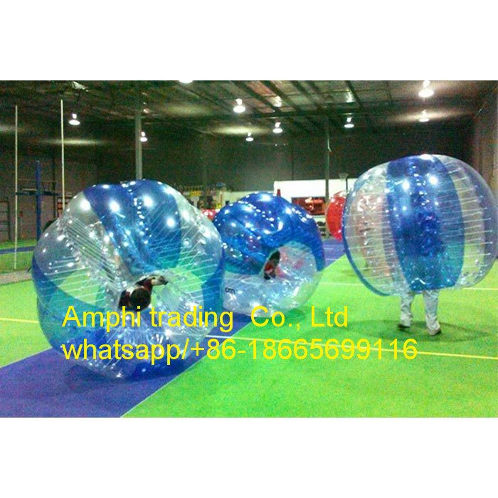 Inflatable Bumper Zorb Ball, Giant Bubble Soccer Ball