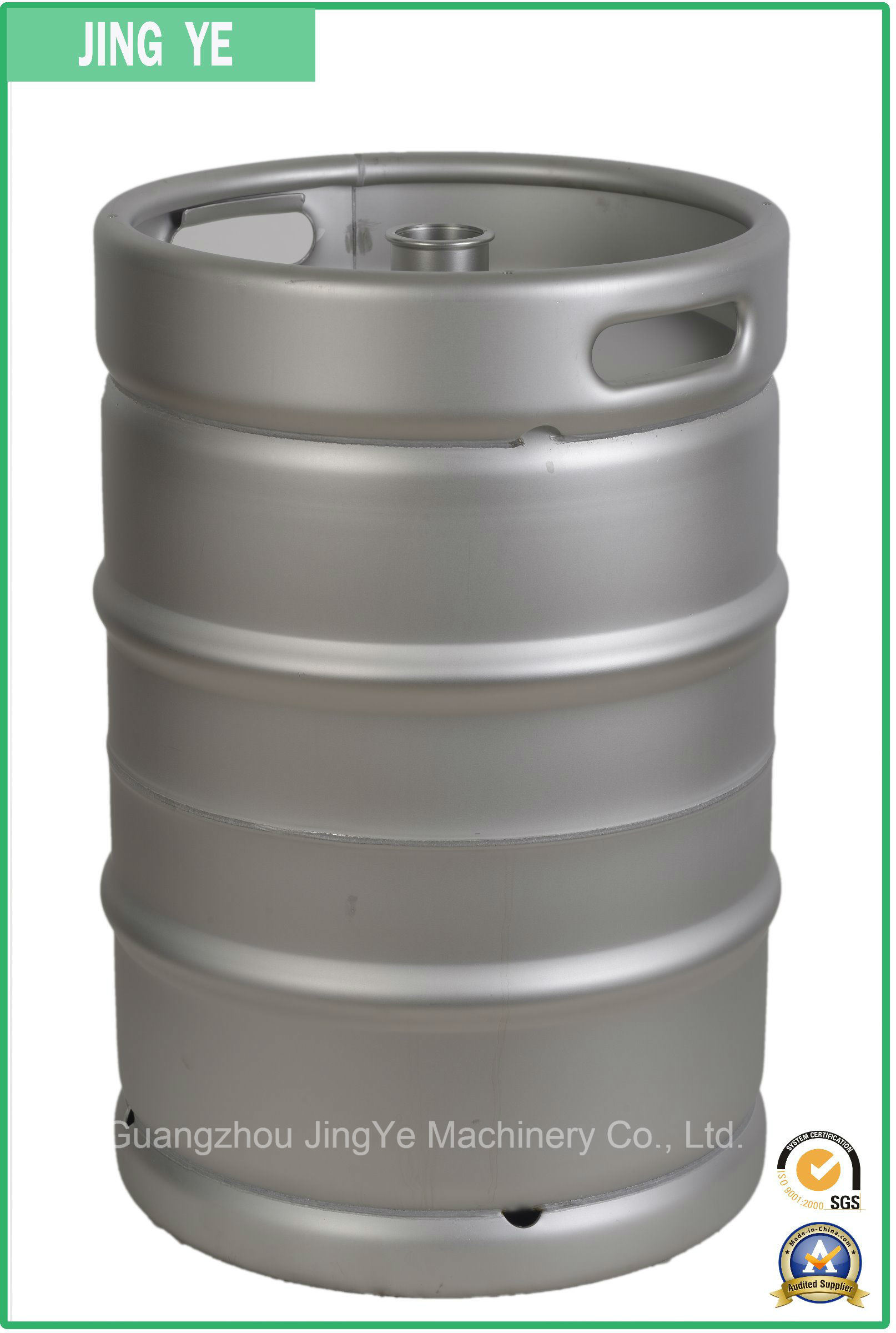 Us 1/2 Beer Keg 58.6L