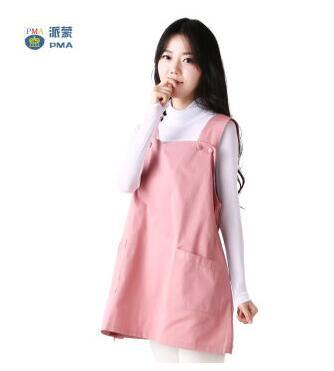 2017 Pma Silver Fiber Anti-Radiation Maternity Dress