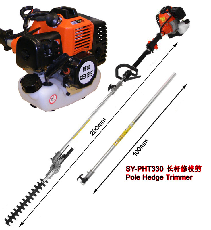 Pole Hedge Trimmer (PHT330) Gasoline Hedge Trimmer