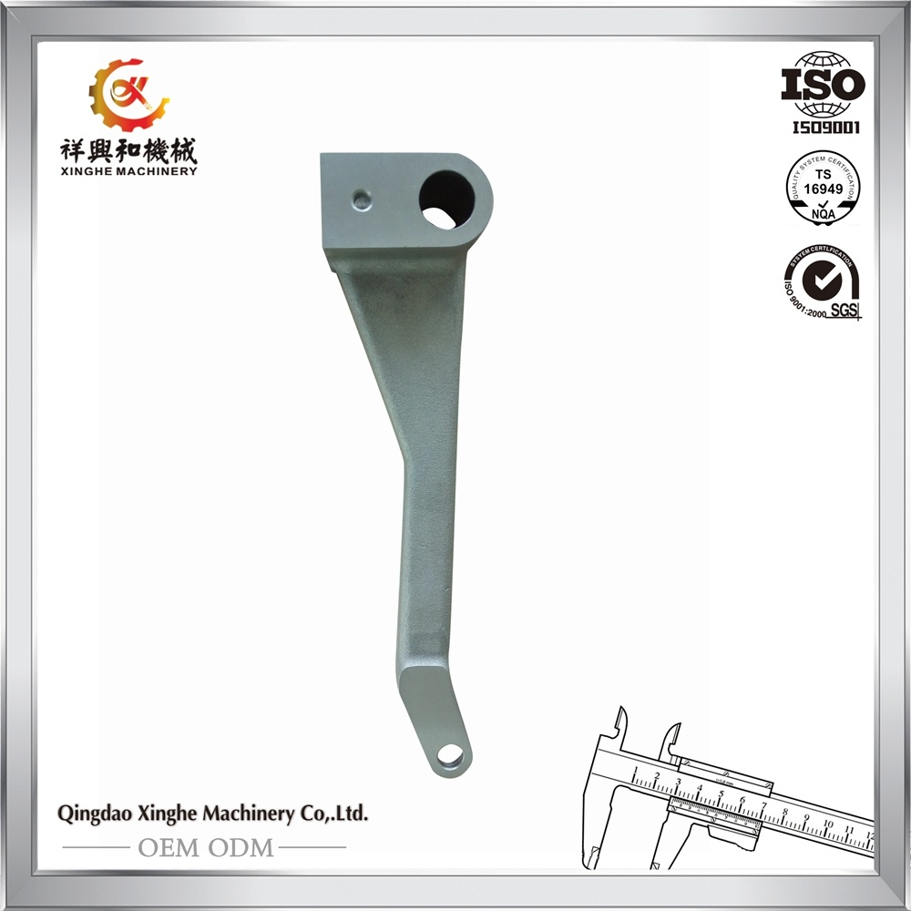 OEM ADC10 Casting Small Metal Parts Aluminium Casting Parts