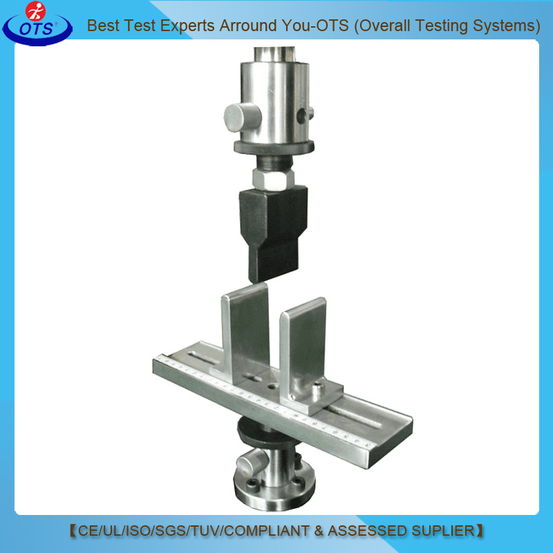 Electronic Testing Plastic Desktop Universal Tensile Strength Test Machine