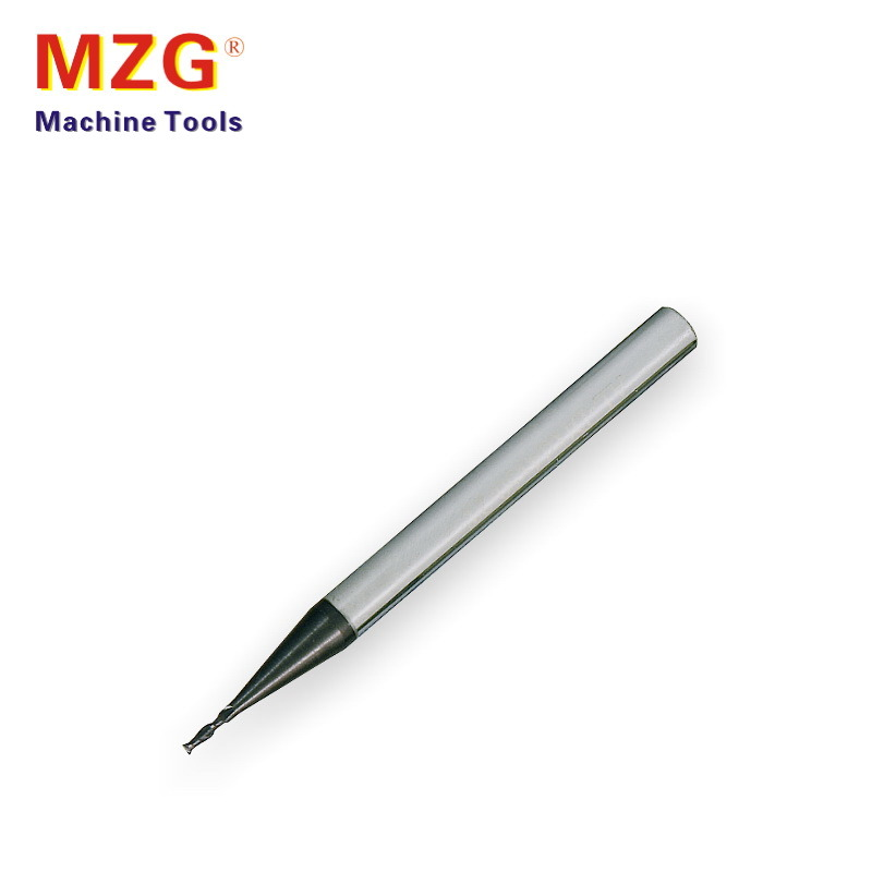 Micro Diameter Carbide Plane End Mill for Deep Groove