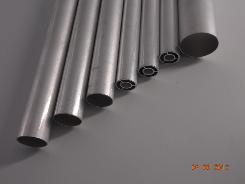 Aluminum/Aluminium Alloy Extrusion Various Tube/Pipe