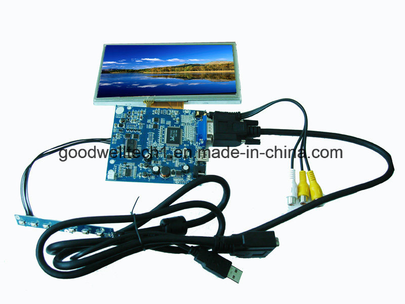 16: 9 7 Inch LCD Touch Screen Module