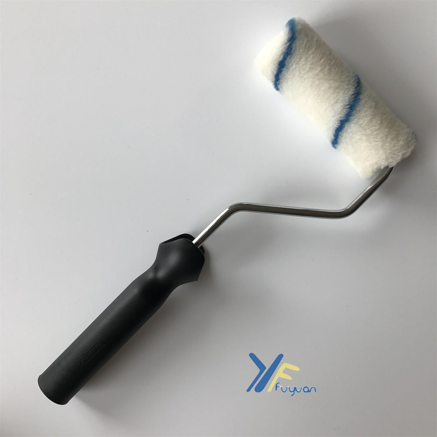 4′′ Polyester Mini Blue Stripe Paint Roller