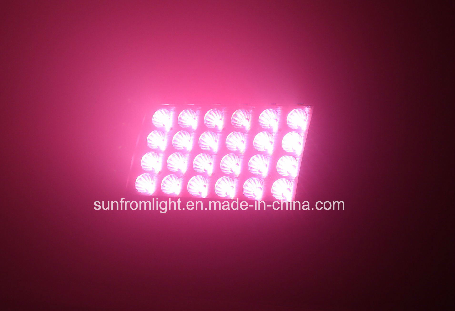 24X10W RGBW 4in1 LED Wall Washer