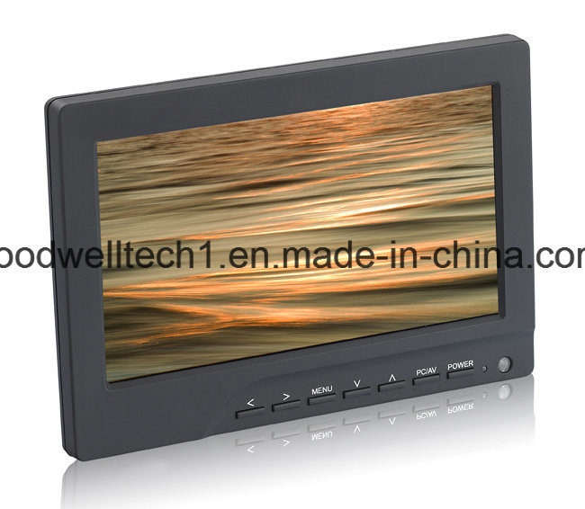7 Inch PC Monitor with Touch Screen, HDMI Input