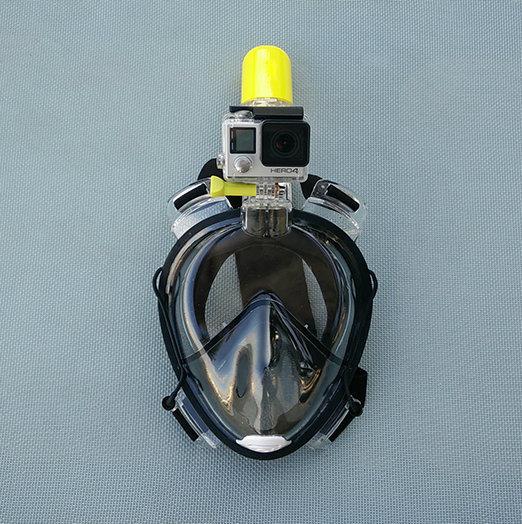 Snorkel Mask Antifog Scuba Easy-Breath Diving Mask Hot Selling on Amazon